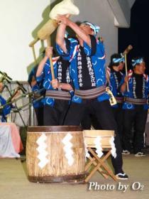 江差町 餅つきばやし 2006