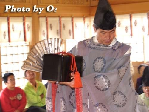 平成20年 鹿部町 鹿部稲荷神社本祭 松前神楽 千歳