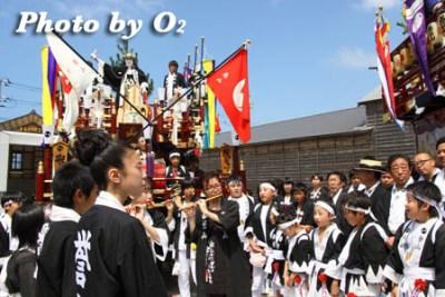 北海道,江差町,姥神大神宮渡御祭,山車,祭り,北海道遺産,下町巡幸,誉山