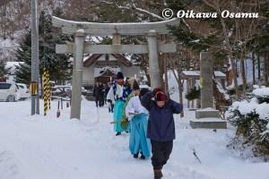 原口八幡神社 2013
