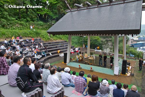 かがり火コンサート 2013