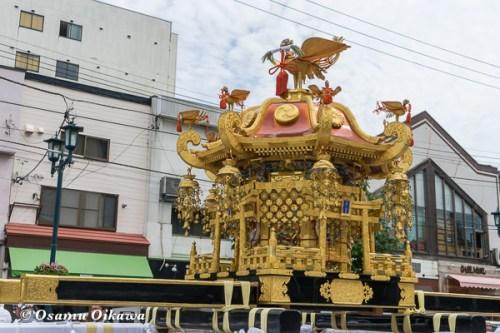 函館八幡宮 大神輿 平成28年 2016 大門