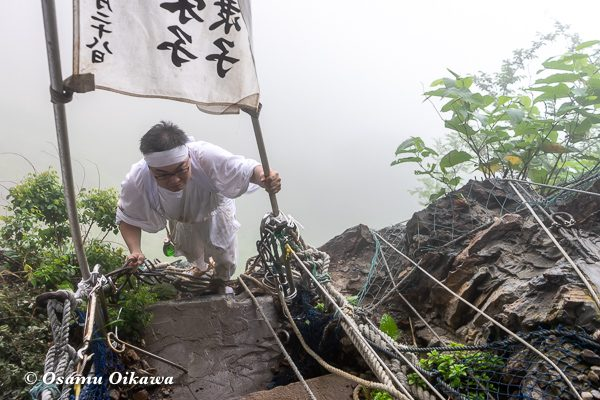 平成30年 せたな町大成地区 太田神社 宵宮祭 山掛け4