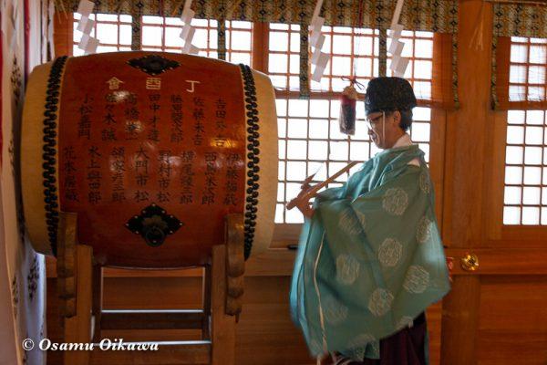 平成30年 美瑛町 美瑛神社渡御祭 発興祭01