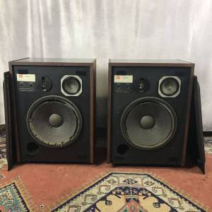 JBL Model L65 3Way Speaker System 3ウェイ スピーカーシステム ペア オーディオ