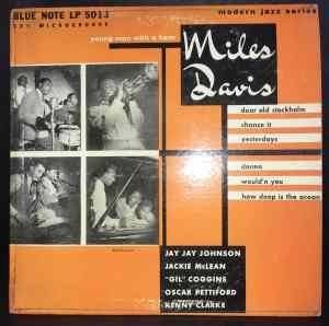 Miles Davis ジャケット