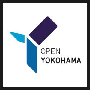オープン横浜ロゴ
