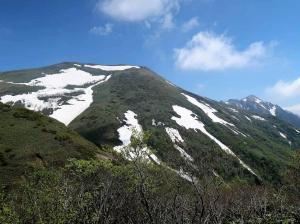 12仙ノ倉山とエビス大黒ノ頭