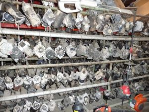 used-auto-parts-in-our-yard