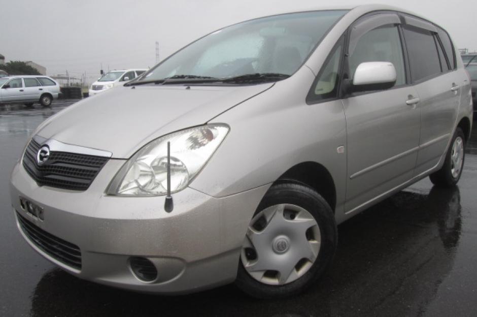 Toyota Spacio