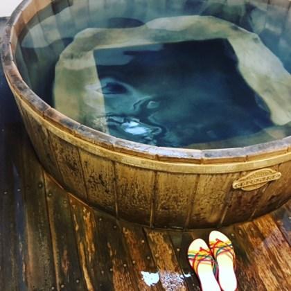 テアロハ温泉