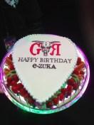 e-zuka birthday cake