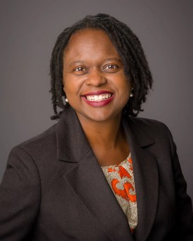 Entrepreneur Yolanda Brown, MBA