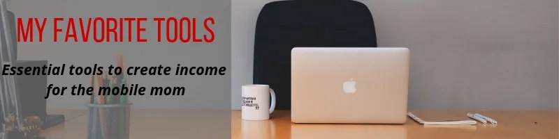 MY FAVORITE TOOLS FOR BUSINESS