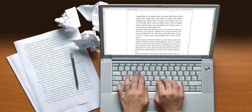 Aprender a escribir libros con el ordenador