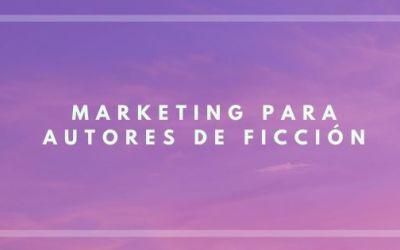Herramientas de autor -3 (Marketing para ficción)