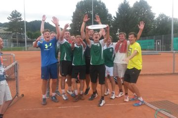 Tennismatches gewinnen