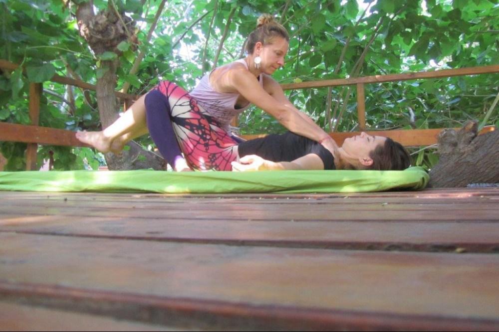 Thai-Yoga Massage Ausbildung, Thai Massage Grundausbildung Freiburg