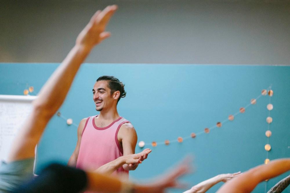 Yoga Workshop Freiburg, Matt Giordano