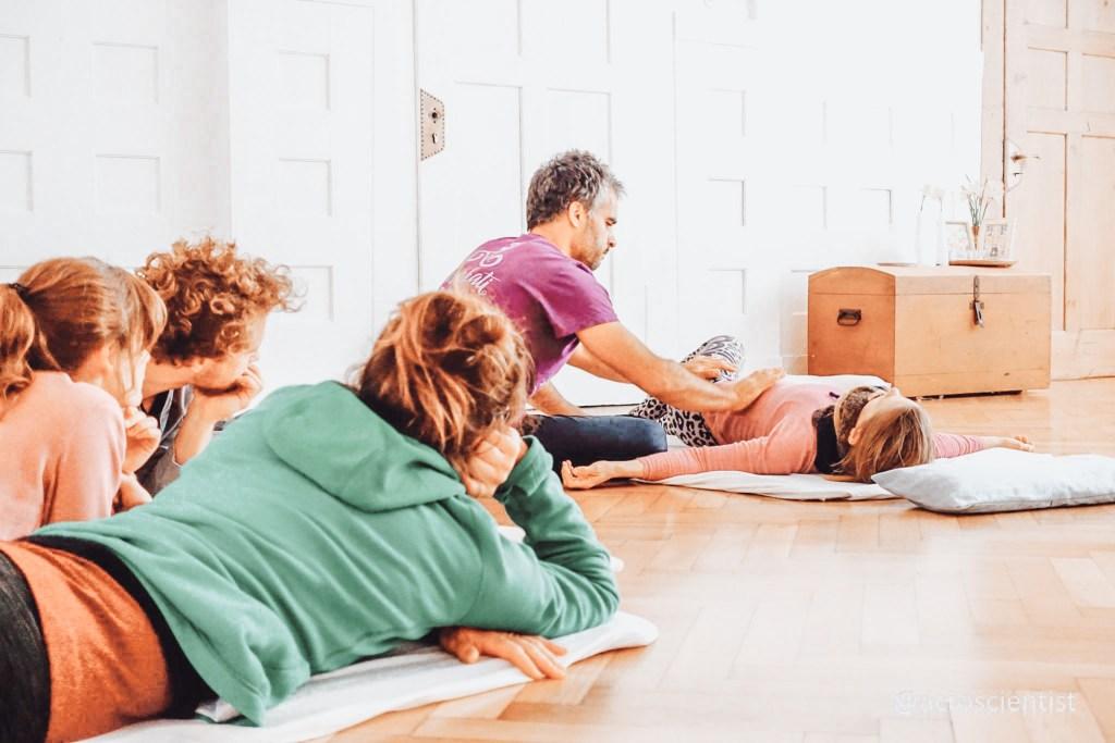 Massage Training Freiburg