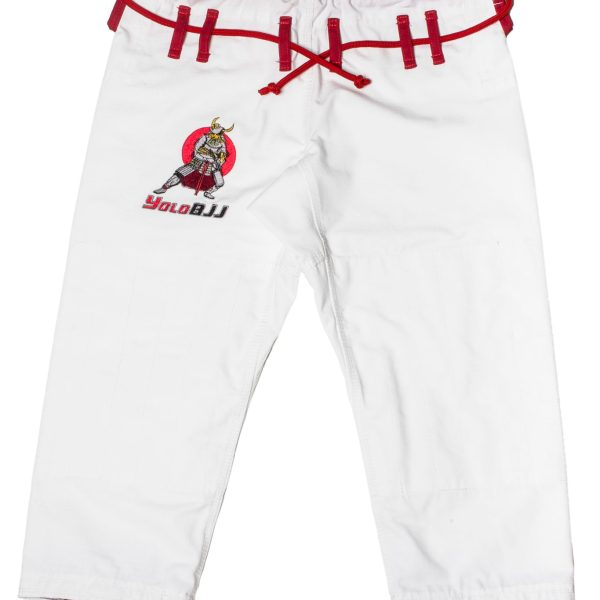 Youth gi Samurai pants