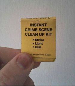 Funniest_Memes_instant-crime-scene-clean-up-kit_19567