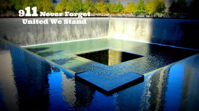 Reflections on 9/11: 15 Years Later. Remember the lessons and build a stronger, united team.