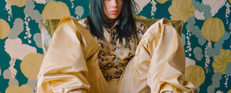 怪奇比莉 Billie Eilish 重新登上 Billboard 100 Artist 榜首,成為史上第 12 位登榜 5 周以上的藝人 4
