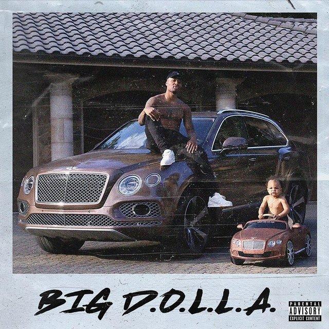 能同時衝擊NBA總冠軍與葛萊美獎的男人?Damian Lillard推出第三張專輯 《BIG D.O.L.L.A.》 5