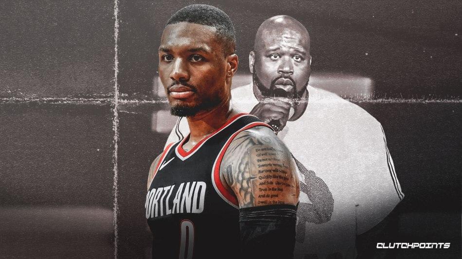 NBA最強Rapper饒舌大亂鬥!Lillard與O'Neal口水戰整理! 5