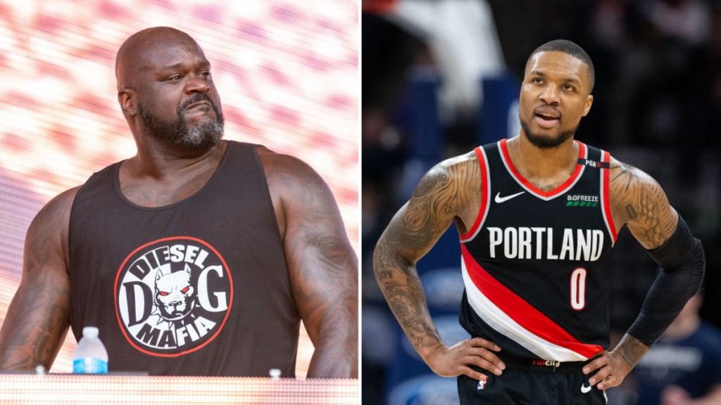 NBA最強Rapper饒舌大亂鬥!Lillard與O'Neal口水戰整理! 8