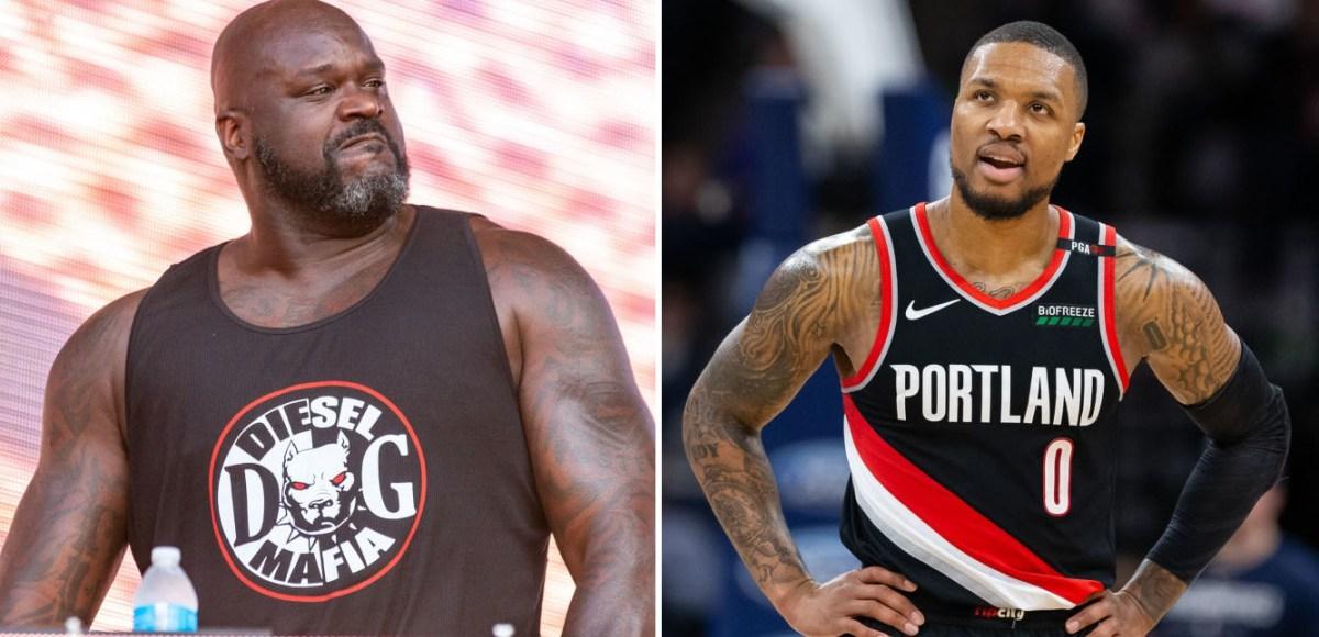 NBA最強Rapper饒舌大亂鬥!Lillard與O'Neal口水戰整理! 4