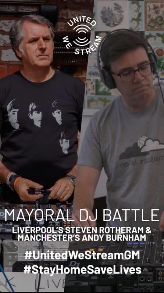 市長與市長之間的DJ battle? 6