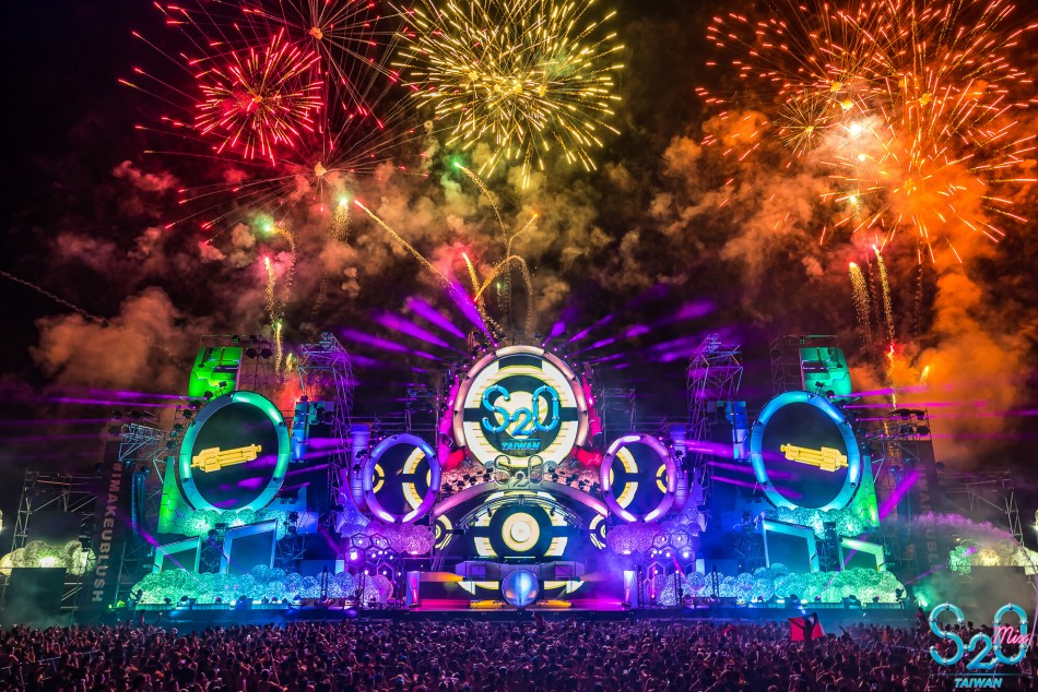 來勢洶洶!全球第一場音樂節在台灣!S2O泰國潑水音樂文化節強勢來台! 7