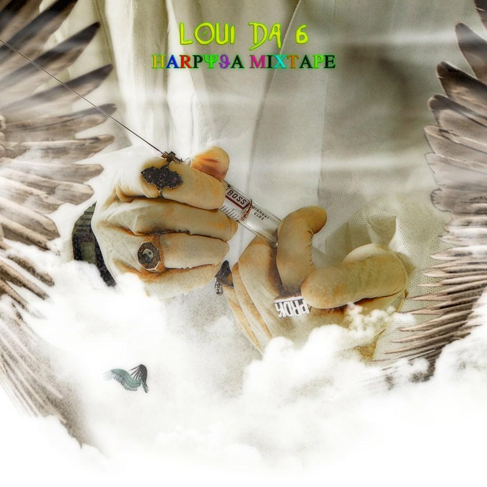 來自台北街頭的黑暗寓言,PRODUCED IN LAB 黑鑽石 LOUI DA 6 最新混音帶《HARPYJA》完整釋出! 8