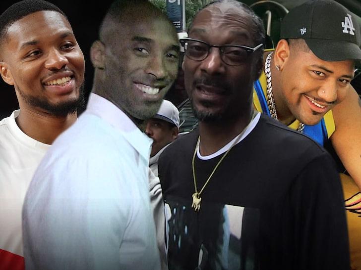 Damian Lillard 與 Snoop Dogg 合作釋出單曲 < KOBE >在NBA 2K21 原聲帶裡向老大致敬! 6