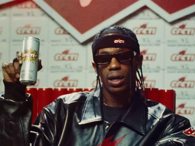 Travis Scott 攜手百威打造全新嘻哈龍舌蘭酒品牌:『 CACTI 』 9