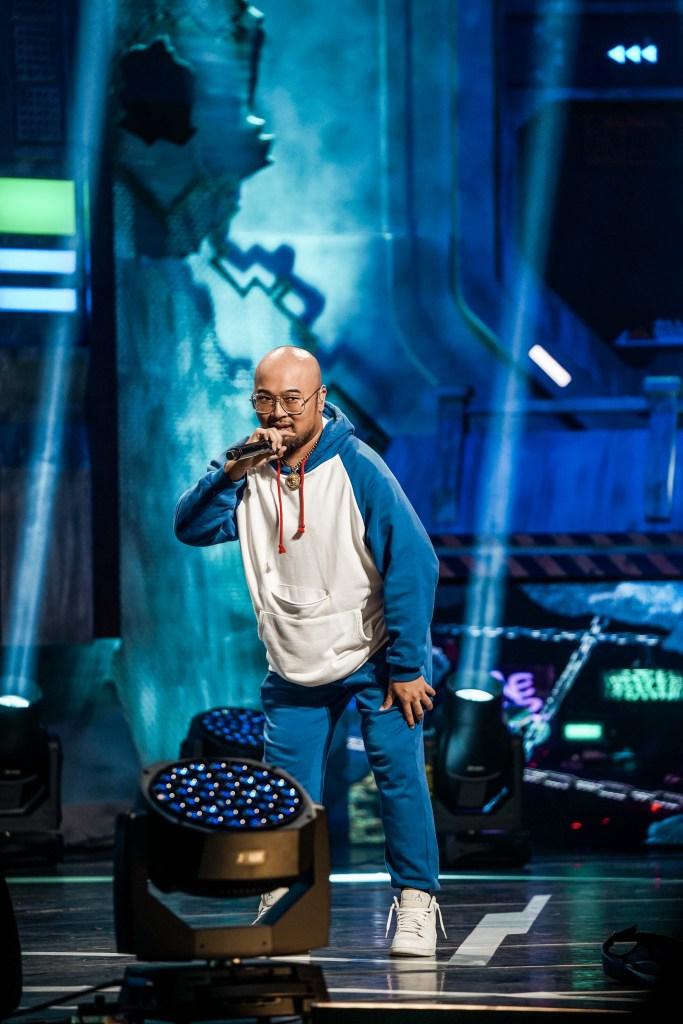 台灣第一檔嘻哈選秀節目MTV《大嘻哈時代》本週六登場。 7