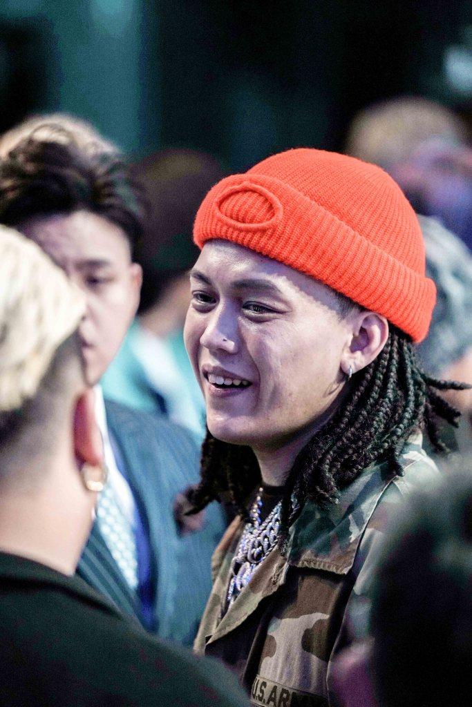 台灣第一檔嘻哈選秀節目MTV《大嘻哈時代》本週六登場。 6