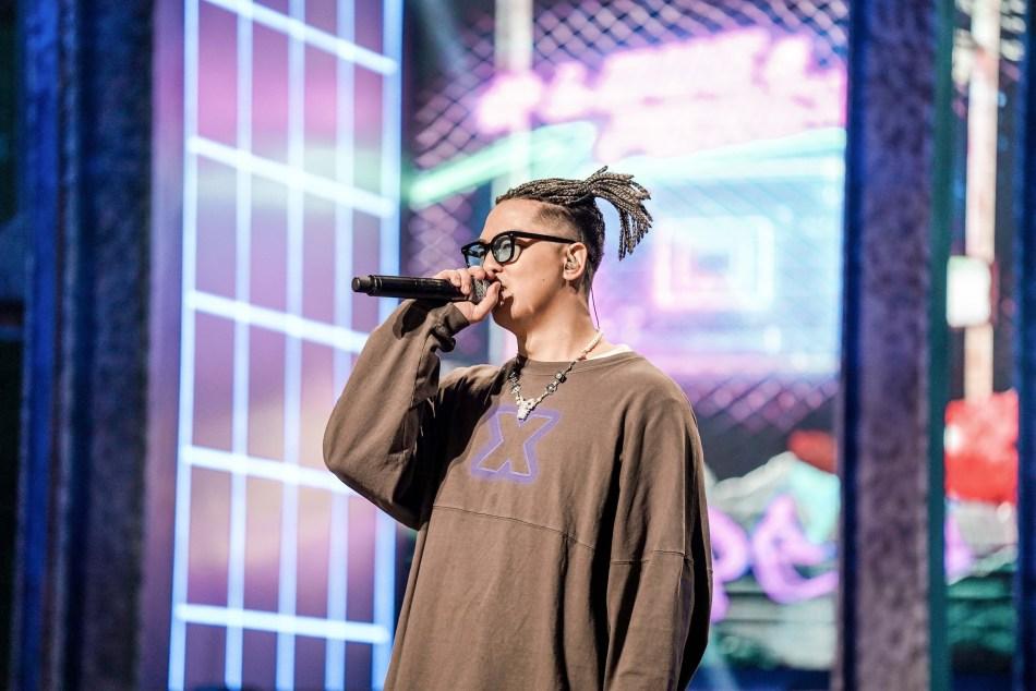 台灣第一檔嘻哈選秀節目MTV《大嘻哈時代》本週六登場。 3