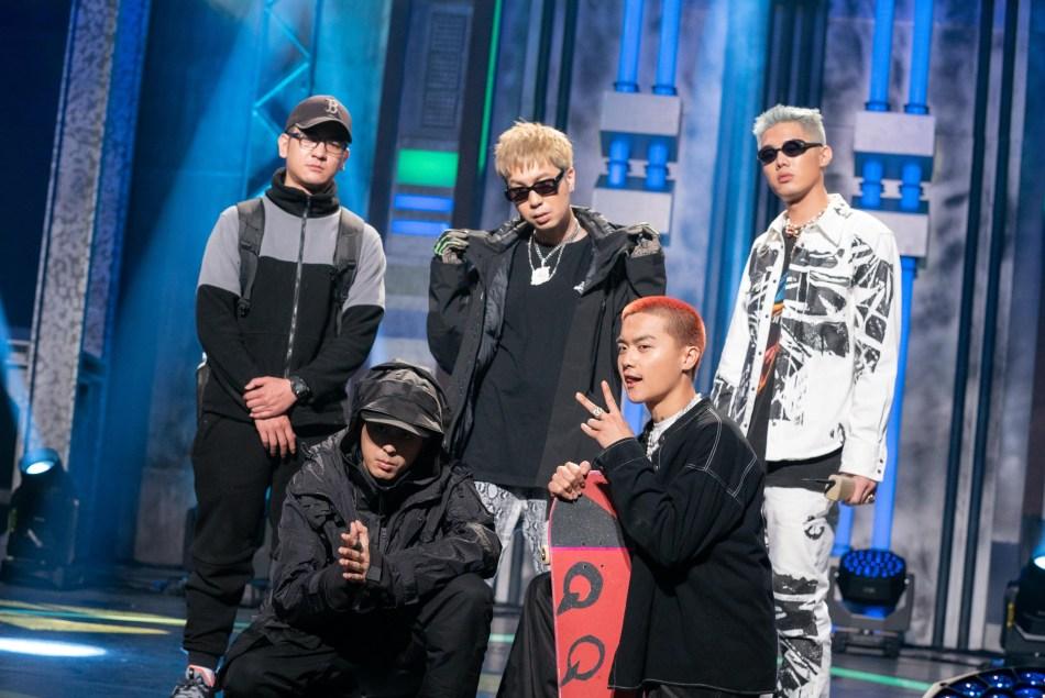 《大嘻哈時代》「Cypher 接力賽」高潮迭起競爭激烈 淘汰選手瘋搶敗部復活門票 2
