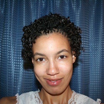 Cut relaxed ends from Sisterlocks!