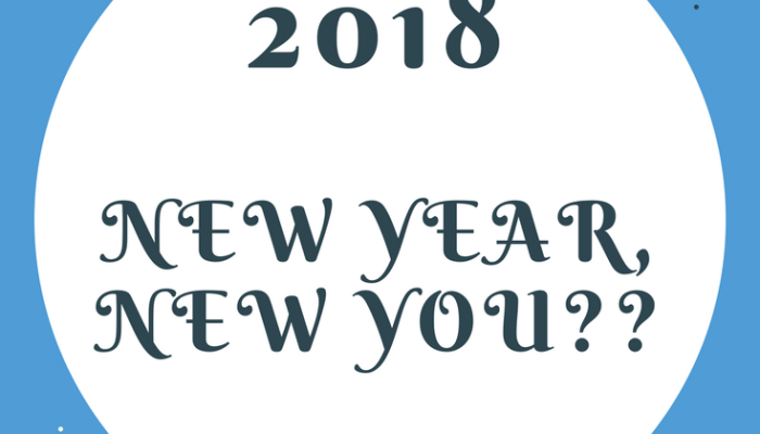 New Year, New You??