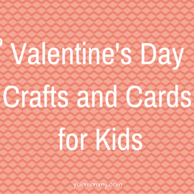 Valentine's Day Crafts and Cards for Kids
