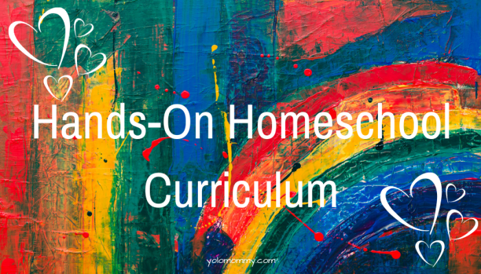 Hands-On Homeschool Curriculum