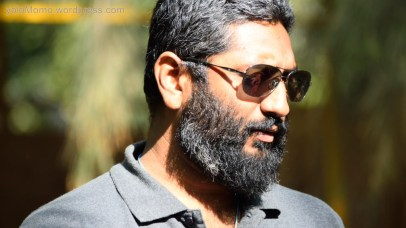 Cool look - beard and Shades