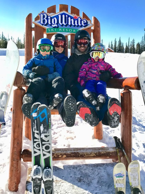 6 reasons families should visit Big White Ski Resort, Canada