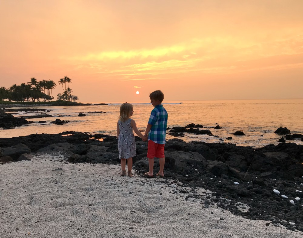 big island with kids