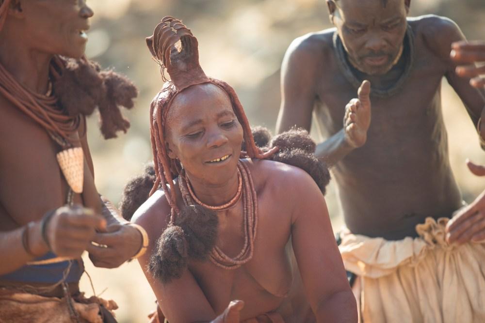 himba tribe Namibia