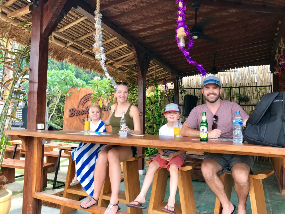 10 days in Bali with kids